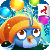 Angry Birds Stella POP! free software for iPhone and iPad